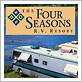 The Four Seasons RV Resort, Gold Beach