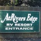 At Rivers Edge RV Resort, Brookings