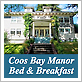 Coos Bay Manor B&B