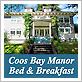 Coos Bay Manor B&B