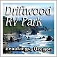 Driftwood RV Park, Brooking
