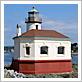 Coquille River Lighthouse - North of Bandon, OR