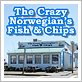 The Crazy Norwegian's Fish & Chips