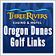 Oregon Dunes Golf Links - Florence