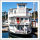 The Newport Belle Bed & Breakfast Riverboat